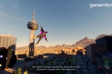 リブート版『Saints Row』ウイングスーツで街を飛び回る最新ゲームプレイ映像! 画像