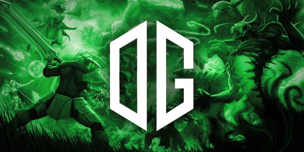 Dota 2 International Team OG GameSpew