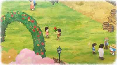 Doraemon Story of Seasons Headed to Nintendo Switch and PC this Autumn - GameSpew