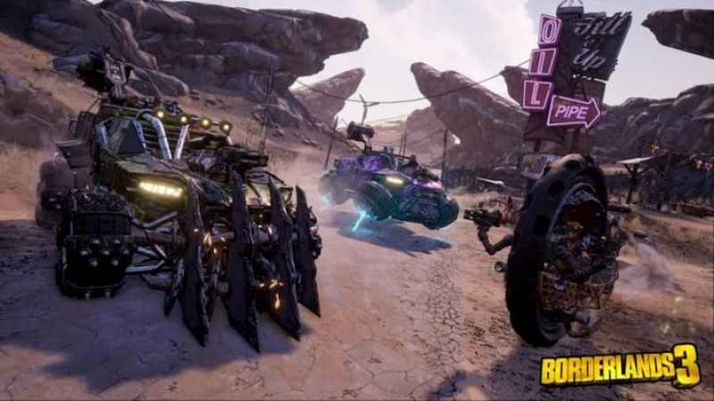 How to Customise Your Vehicle in Borderlands 3 - GameSpew