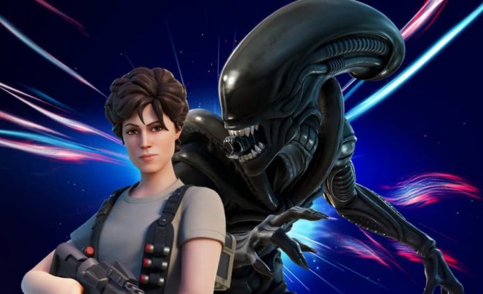 Fortnite Aliens