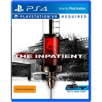 The Inpatient, le nouveau Supermassive Games