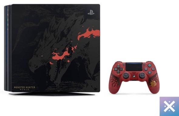 Monster Hunter World Pack PS4