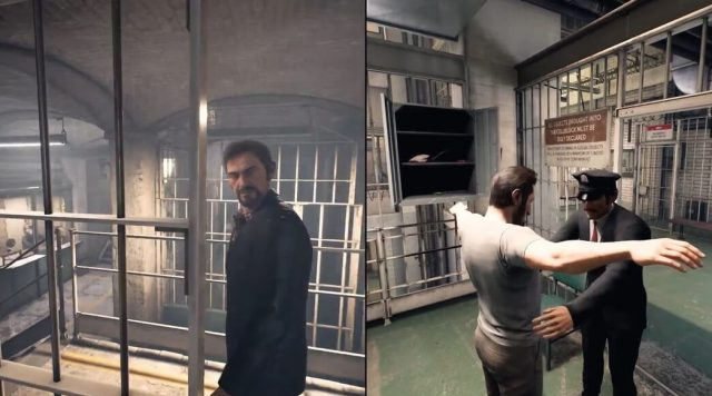 A Way Out PS4, mode coop