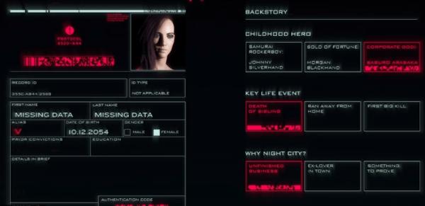 cyberpunk profile