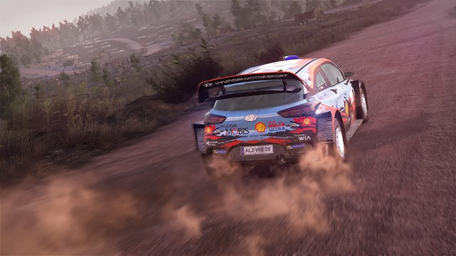 WRC 9 - Playstation 5