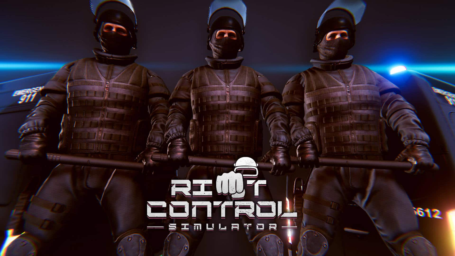 Riot Control Simulator 01