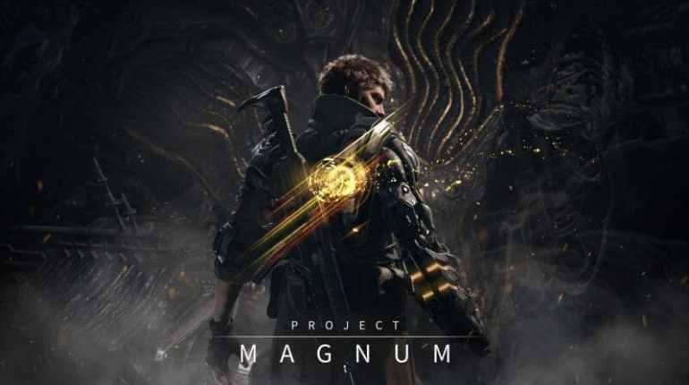 Project Magnum PS4 et PS5