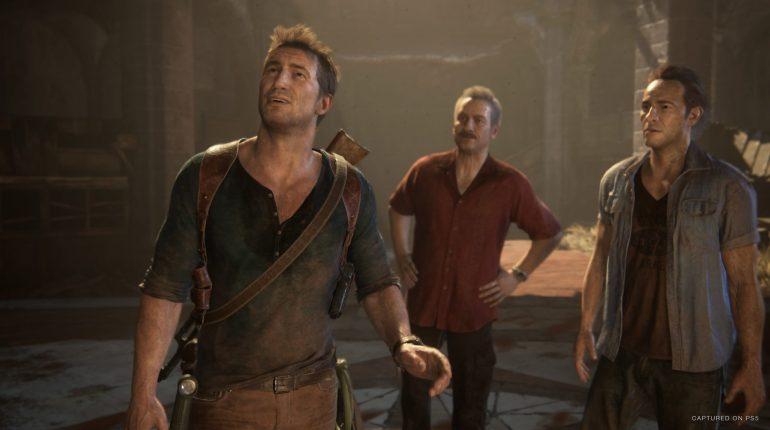 Uncharted 4 remasterisé
