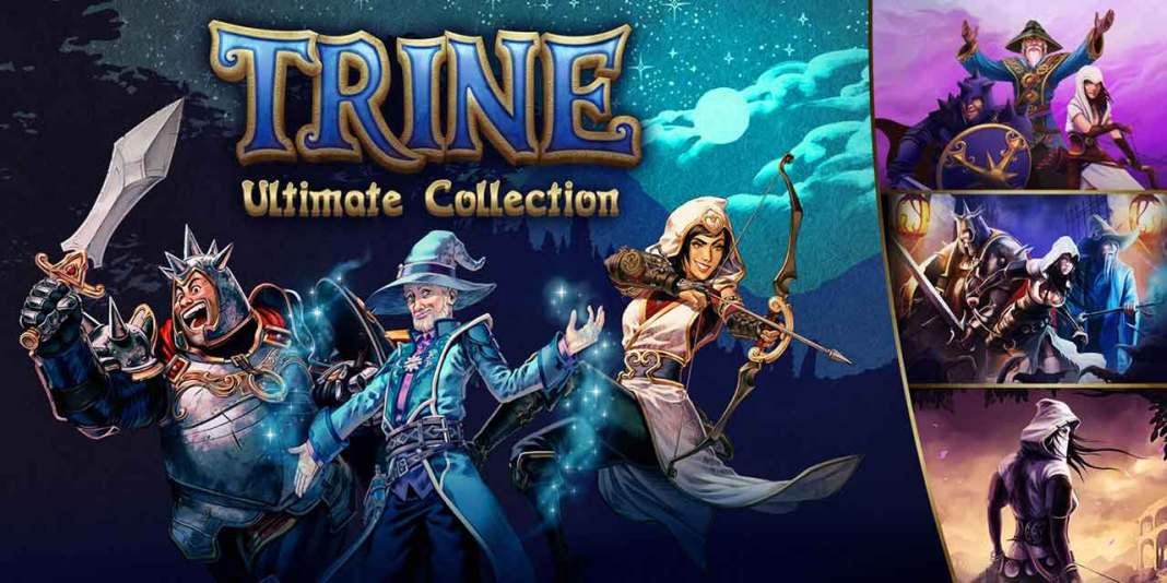 trine ultimate collection recensione ps4