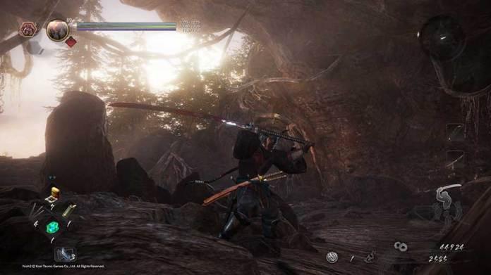 Nioh 2 Recensione PS4 Assetto da combattimento