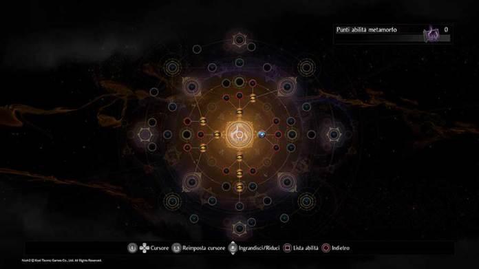 Nioh 2 Recensione Ps4 Lo sviluppo delle abilità