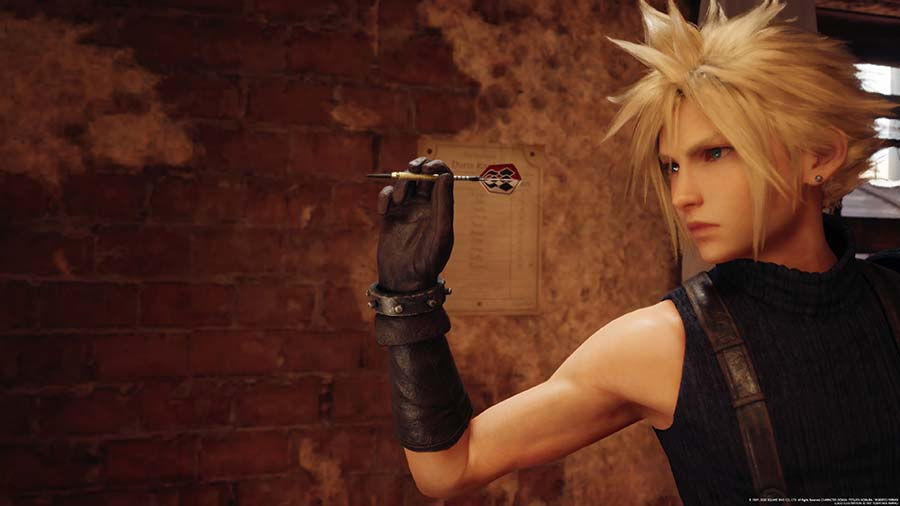 FINAL FANTASY VII REMAKE recensione ps4