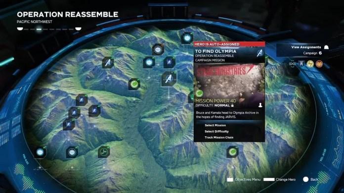marvel avengers missioni