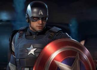 Marvel avengers personaggi captain america