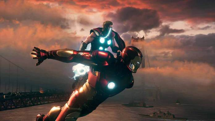 Marvel Avengers beta anteprima
