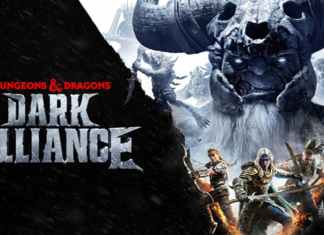 Dungeons & Dragons: Dark Alliance.