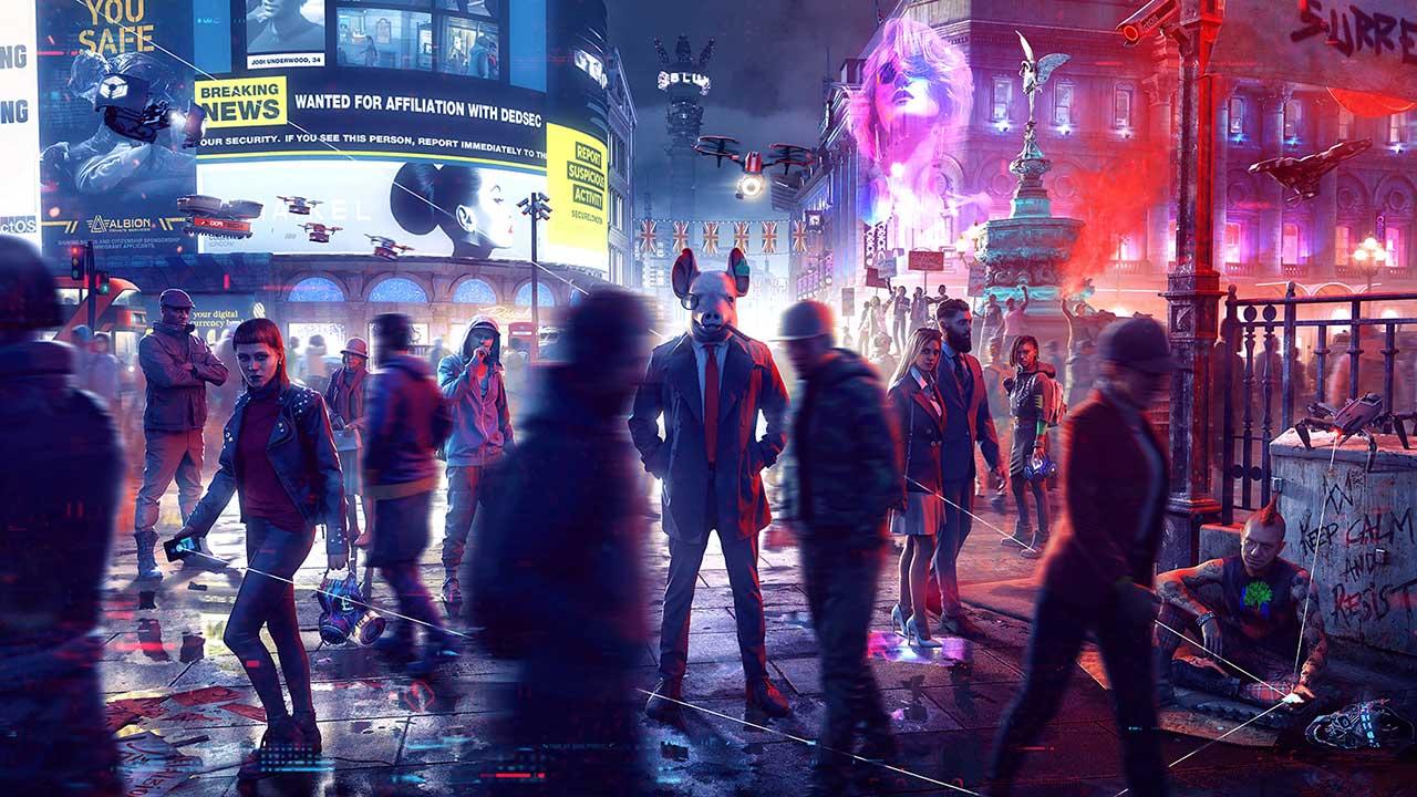 Watch Dogs Legion recensione PS4