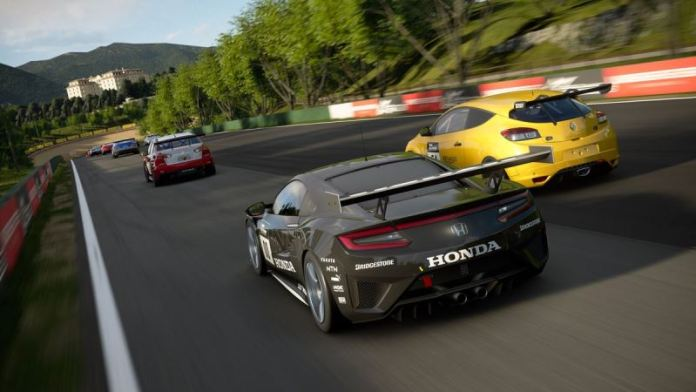 Gran Turismo 7 gameplay