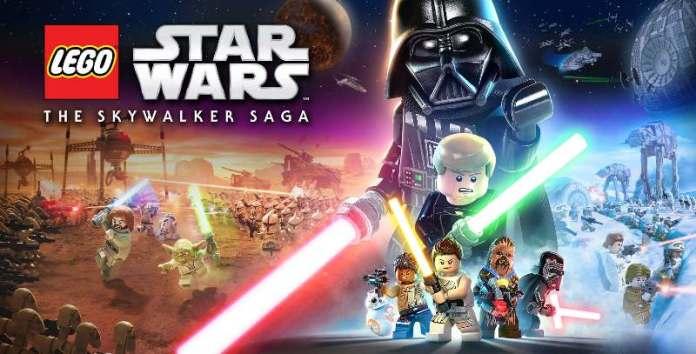 LEGO Star Wars La Saga degli Skywalker uscita