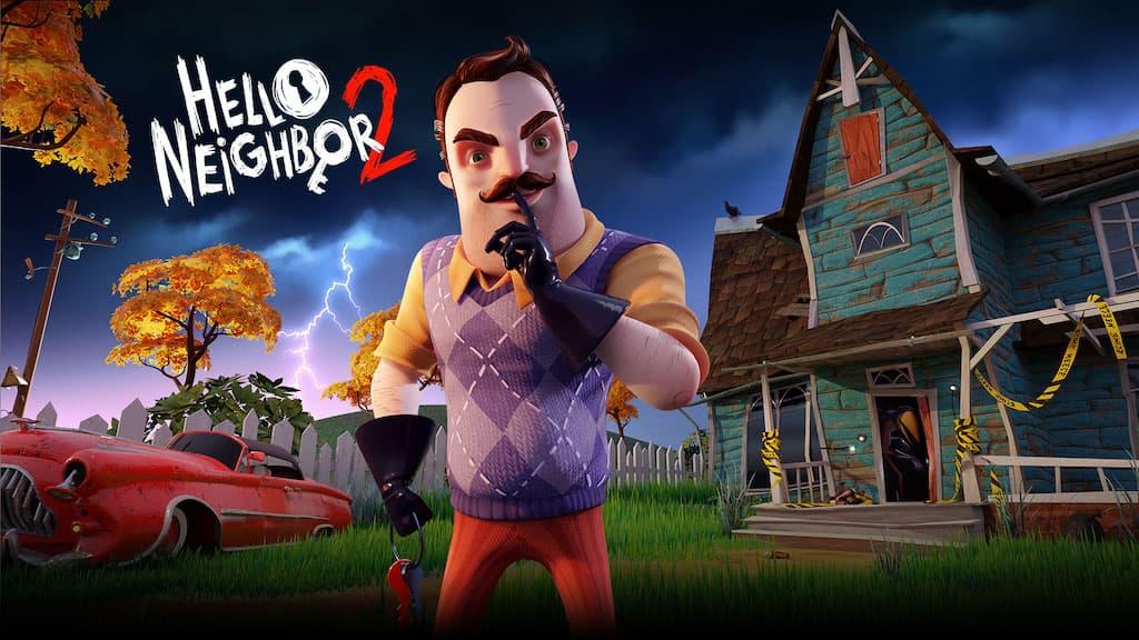 Hello Neighbor 2 2021