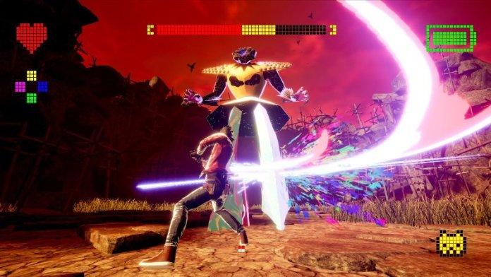 No More Heroes III gameplay