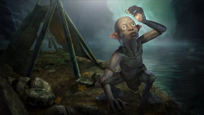The Lord of the Rings- Gollum trama