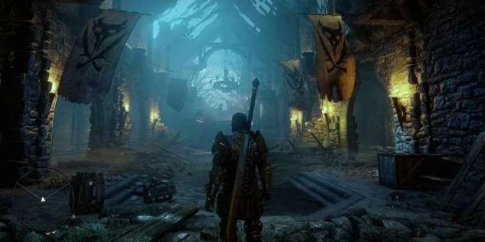 Dragon Age gameplay