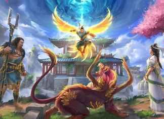 Immortals Fenyx Rising - Miti del Regno d'Oriente