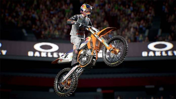Monster Energy Supercross The Official Videogame 4 ps5 recensione