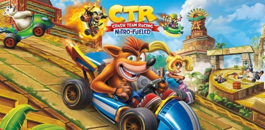 Crash Team Racing Nitro-Fueled personaggi