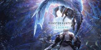 Monster Hunter World Iceborne mostri
