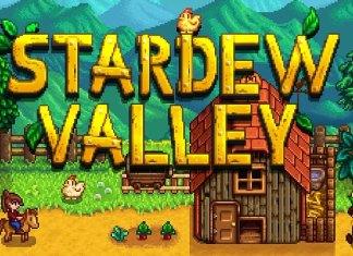 Stardew Valley gameplay