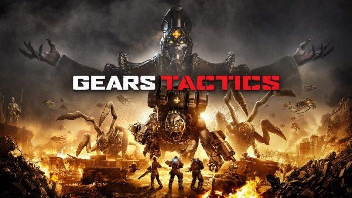 Gears Tactics gameplay