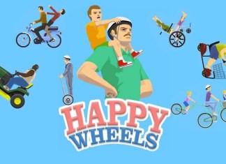 Happy Wheels gameplay