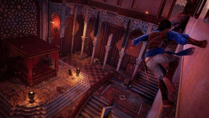 Prince of Persia - Le sabbie del tempo gameplay