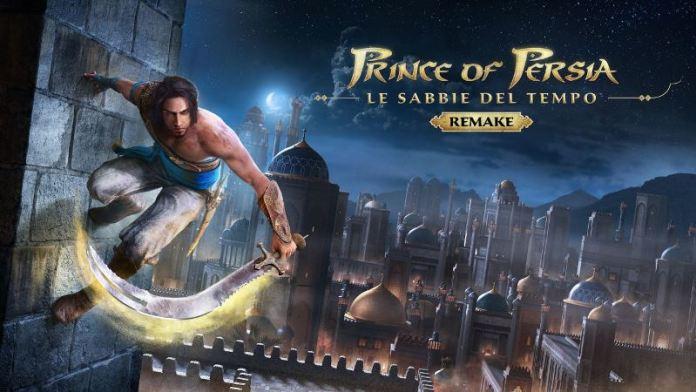 Prince of Persia - Le sabbie del tempo remake