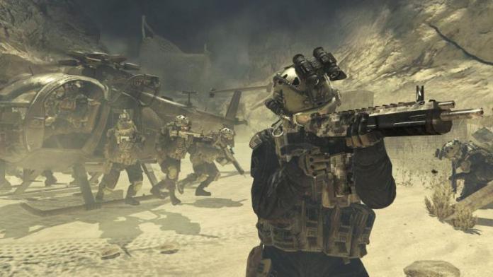 Call of Duty Modern Warfare 2 Remastered console