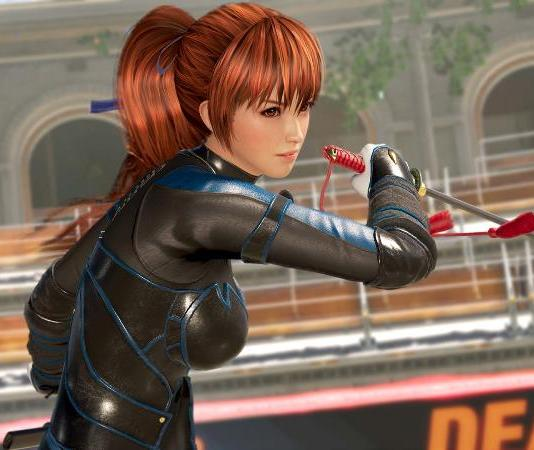 Kasumi Dead or Alive combo