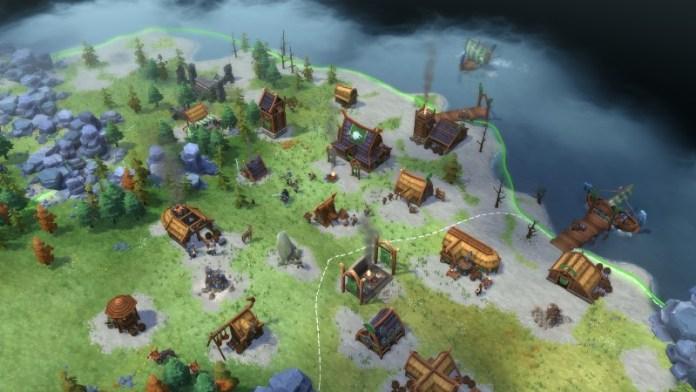 Northgard The Viking Age