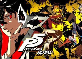 Persona 5 Royal gameplay