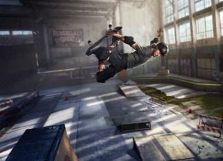 Tony Hawk's Pro Skater 1+2 gameplay