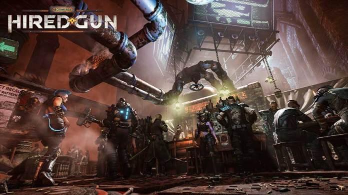 necromunda hired guns recensione xbox series x