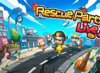 Rescue Party: Live!