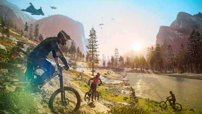 Riders Republic gameplay