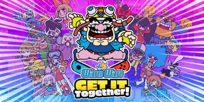 WarioWare Get It Together! uscita