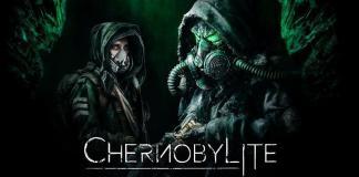 Chernobylite uscita