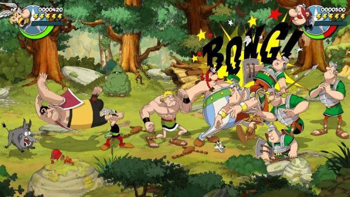 Asterix & Obelix - Slap Them All! gameplay