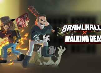 Brawlhalla the walking dead