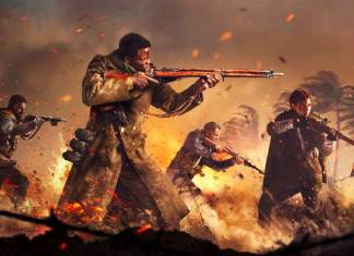 Call of Duty Vanguard Beta PS5